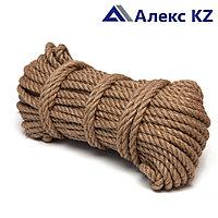 Верёвка джутовая d8 мм (50 м.) Сибшнур