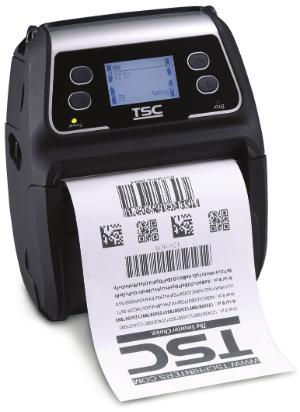 Мобильный чековый принтер TSC ALFA 4L LCD+BT