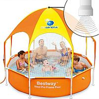 244 x 51 см Каркасный бассейн Bestway Splash-in-Shade