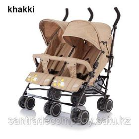 Коляска Baby Care Citi Twin(khakki)