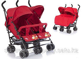 Коляска Baby Care Citi Twin(red)