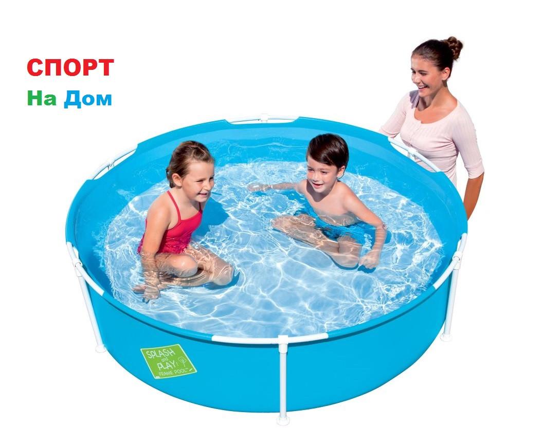 Детский каркасный бассейн Bestway 56283 (Габариты: 152х38 см на 580 литра)
