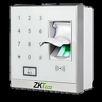 Биометрический терминал контроля доступа ZKTeco X8-BT, фото 1