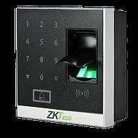 Биометрический терминал контроля доступа ZKTeco X8s, фото 1