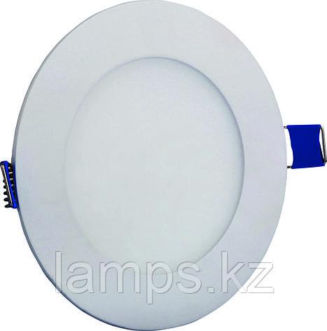 Светодиодная встраиваемая панель круглая LENA-RX/6W/SMD/6000K/Φ105MM/CBOX/LED PANEL, фото 2