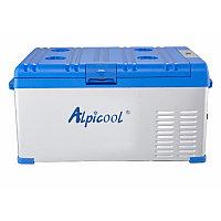 Компрессорный автохолодильник ALPICOOL A25 (25 Л.) 12-24-220V
