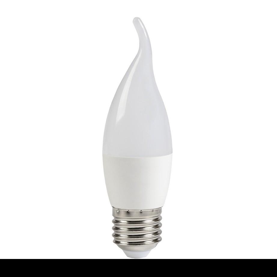 Светодиодная лампа LED 7W цоколь Е14, 6500К