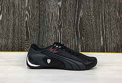 Кроссовки Puma Ferrari Future Cat M2 SF (Black/Grey)