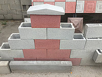 Сплитерные блоки красные, фото 1