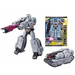 Трансформер Мегатрон 30 см Кибервселенная Hasbro Transformers E1885/E2066
