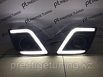 Дневные ходовые огни Toyota Hilux 2016- Type 1