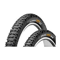 Continental  покрышка Trail King 2.2  -  27.5