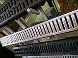 Поверхностный водоотвод. Канал с пластиковой решеткой 125х80х1000мм Steelot (Стилот) Whats Upp. 87075705151, фото 6