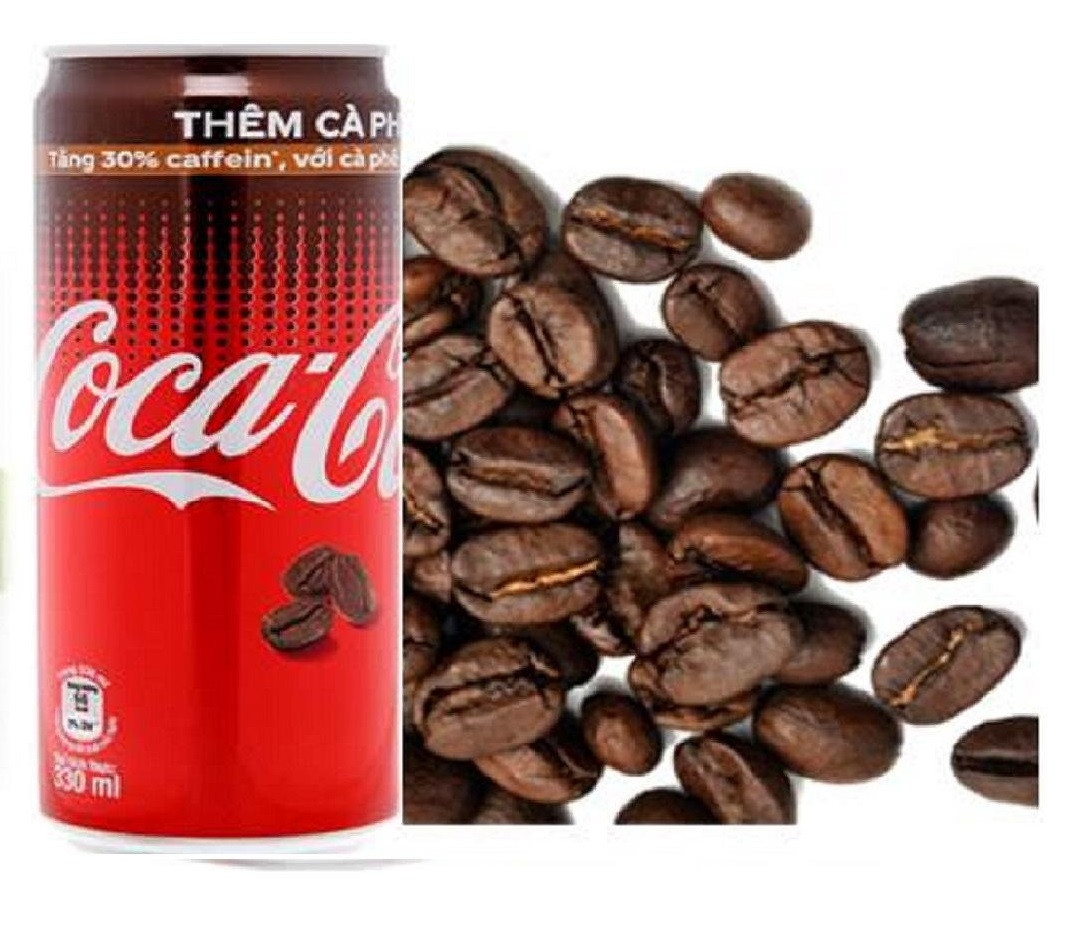 Coca-Cola Coffee 0,33 л.