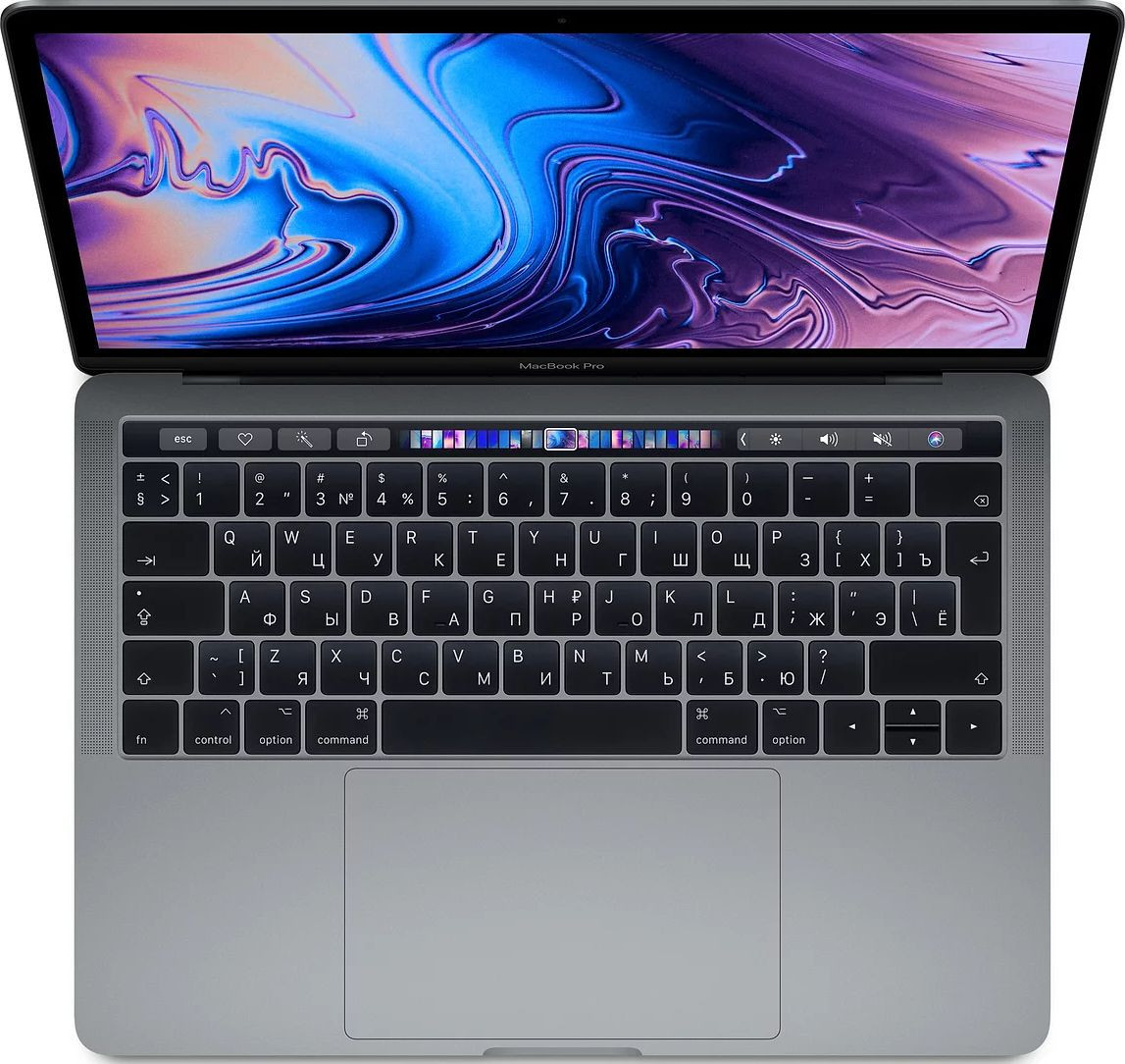 Macbook Pro 13' 2019 i5 128gb touch MUHN2 Space Gray