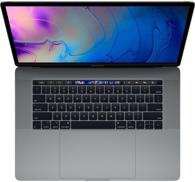 Macbook Pro 15' 2019 512gb touch MV912 Space Gray