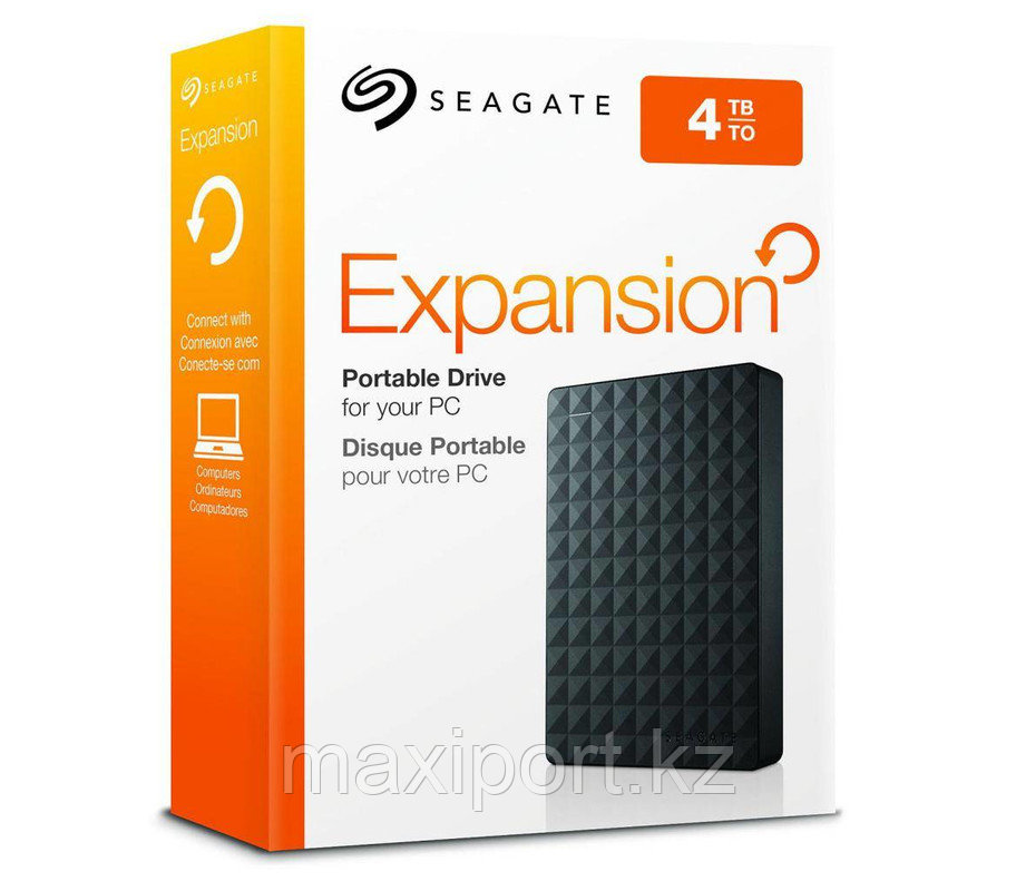 Hdd Seagate Expansion Portable 4TB USB3.0