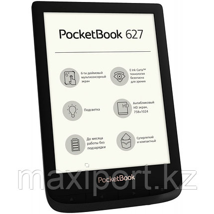 PocketBook Touch Lux 4  PB627, фото 2