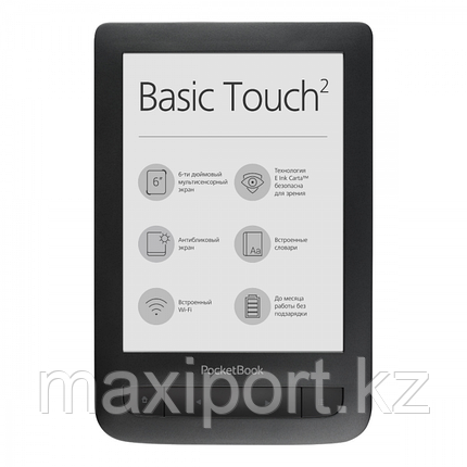PocketBook Basic Touch 2 PB625, фото 2
