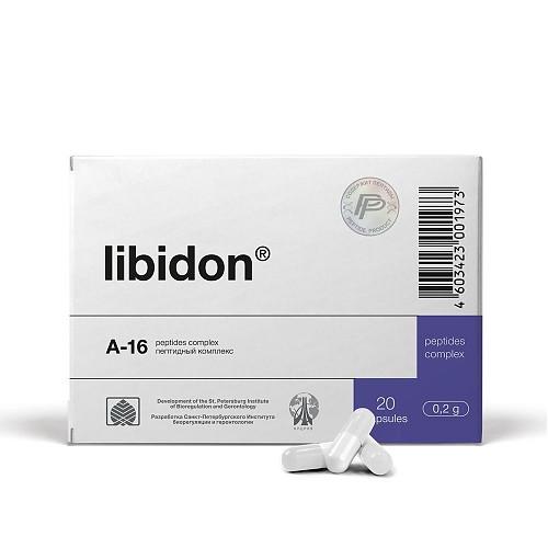 ЛИБИДОН 60 для предстательной железы - 22 045 тенге