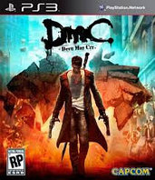DmC: Devil May Cry ( PS3 )