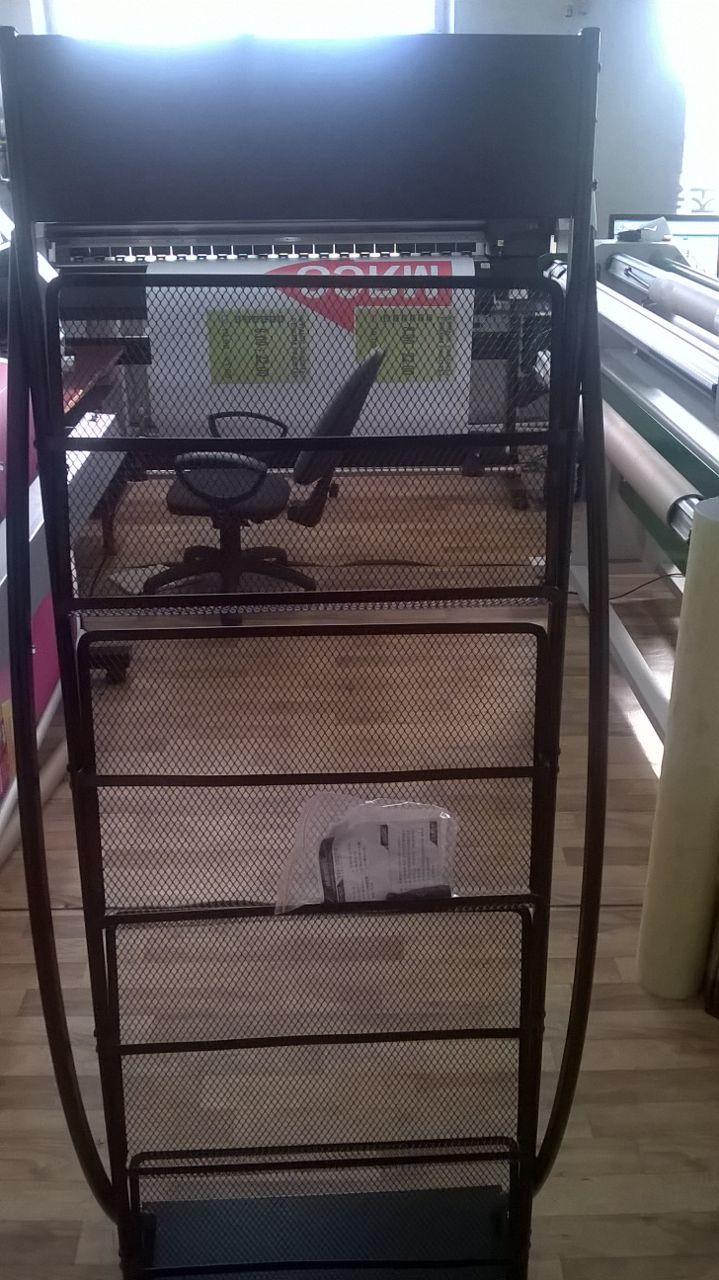 Изготовление стоек