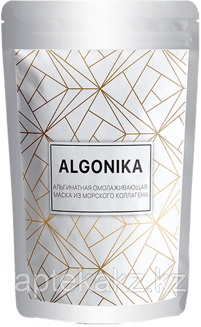 Algonika (Алгоника) омолаживающая маска из морского коллагена, фото 2