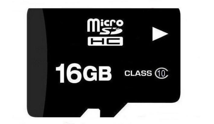 MicroSDHC карта памяти 16GB