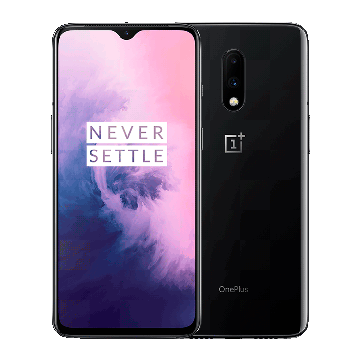 OnePlus One 7 12/256G Grey