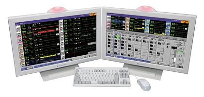 Центральная мониторная система CNS-6201