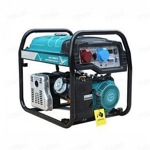 Бензиновый однофазный генератор 5 квт  ALTECO AGG 7000 Mstart