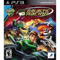 Ben 10: Galactic Racing ( PS3 )