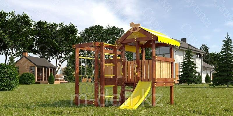 Детская площадка Савушка Baby Play 1