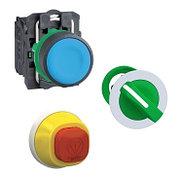 Harmony XB5 Кнопки и светосигнальные индикаторы в пластиковом корпусе Ø22