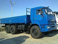 Автомобиль бортовой КАМАЗ 43118-6023-46