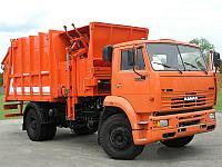 Бункеровоз контейнерный портальныйКО-440