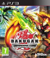 Bakugan: Defenders of the Core - Бакуган ( PS3 )