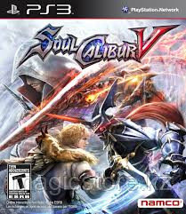 SoulCalibur V ( PS3 ) - Magic Games & Toys в Алматинской области