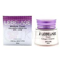 Крем для лица Lebelage Collagen + Green Tea Moisture Cream 60 ml.