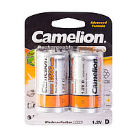 Батарейка CAMELION Rechargeable Ni-MH NH-D2500BP2