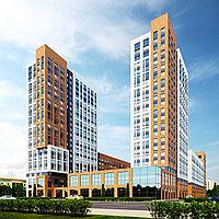 2 комнатная квартира в ЖК Сенатор Парк  66.64 м²