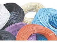 Провод монтажный 1*0,1одножильный ,гибкий ,медный,разноцветный купить в Нур-Султане,Астане недорого