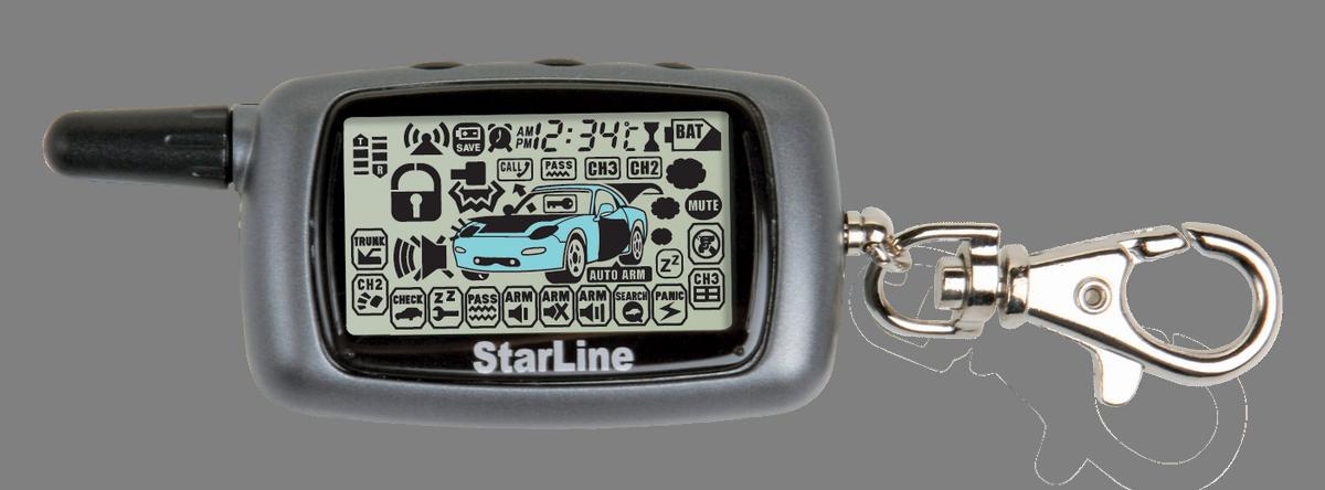 Пульт Starline А9