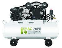 Воздушный компрессор IVT AC-70PB - 70 литров