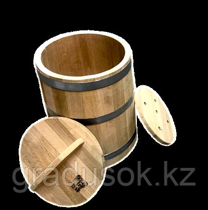 Кадка дубовая 10 литров, фото 2