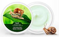 Крем для лица Deoproce Snail  Natural Skin Nourishing Cream 100g.