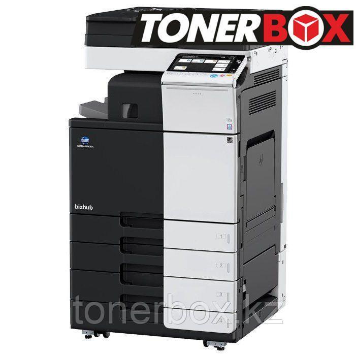 Черно-белый принтер (МФУ) Konica Minolta bizhub 308