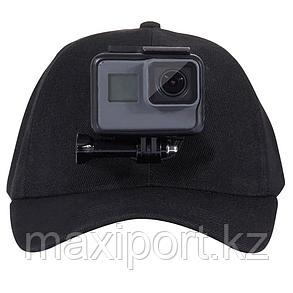 Бейсболка-крепление Smatree SH-002 для GoPro Hero 5/6/7, SJCAM SJ4000/6/7/8, XIAOMI YI/YI2 4K, фото 2