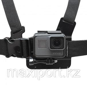 Крепление на грудь для GoPro Hero 4/5/6/7, SJCAM(все модели), XIAOMI(все модели), фото 2