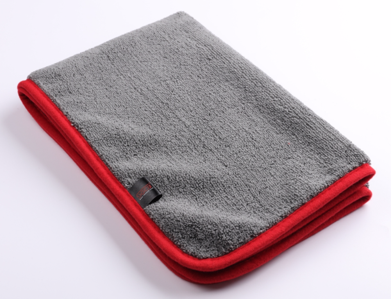 Микрофибра для располировки составов SGCB Miracle Cobra Towel 40*60см 380 г/м2 серая